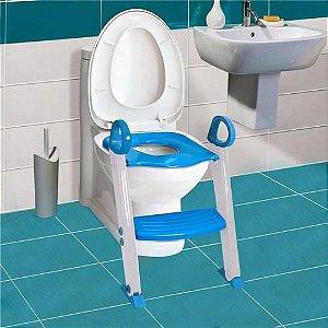 Assento Redutor com Degrau cor Azul