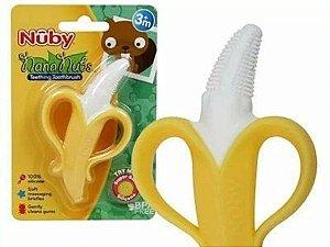 Massageador Dental Formato Banana - Nuby