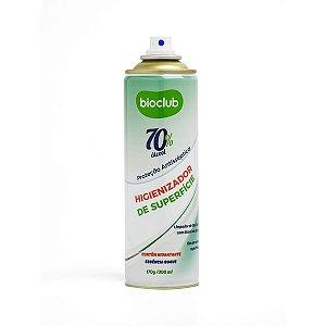 Higienizado de Superfíceis e Roupas AEROSOL, Bioclub 300ml