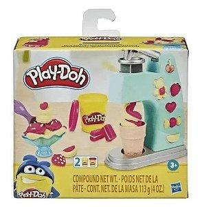 Massinha Sorveteria Play Doh Mini Clássicos, Hasbro