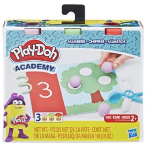 Massinha Números Play Doh Mini Clássicos, Hasbro