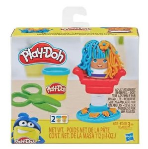 Conjunto Massinha Salão de Beleza Play Doh Mini Clássicos, Hasbro