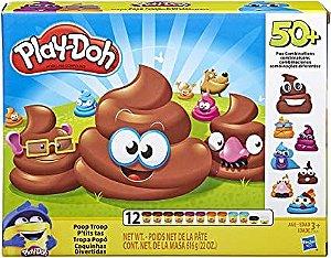Conjunto Massinha Caquinha Play Doh Mini Clássicos, Hasbro