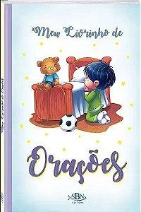 Livro Meu Livrinho de Orações, Editora TodoLivro