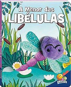 Livro Fantoche Libélua! Editora Todolivro