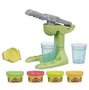Massinha Kit de Sucos Tropicais PlayDoh, Hasbro