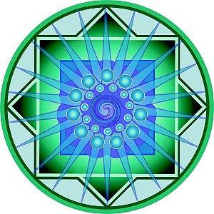 Adesivo Parede Mandala dos Sonhos 15 cm