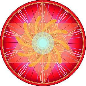 Adesivo Parede Mandala do Sucesso 15 cm