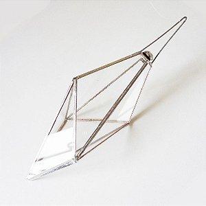 Prisma de água escalibur com juntas metálicas