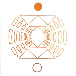 Placa Radiônica - Filtro Telúrico em PVC