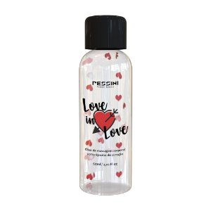 ÓLEO PARA MASSAGEM LOVE IN LOVE 60ML