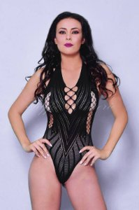 BODYSTOCKING SENSUAL PT TAM. Ú (VESTE DO 36 AO 48)