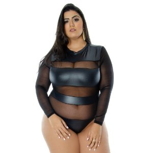 BODY SENSUAL AMBER - PLUS SIZE XXG