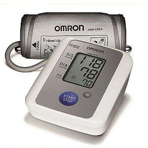 Medidor de Pressão Arterial de Braço HEM 7113 Omron