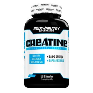Creatine Body Nutry 60 cápsulas