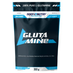 L-Glutamine Body Nutry refil 300 g