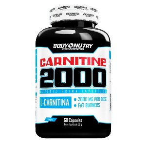 Carnitine 2000 Body Nutry 60 cápsulas