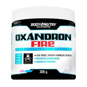 Oxandron Fire body Nutry 300 g