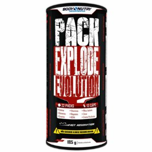 Pack Explode Evolution Body Nutry 22 packs
