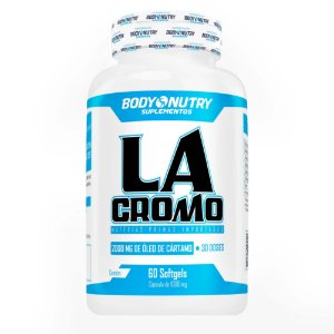 LA Cromo Body Nutry 60 softs