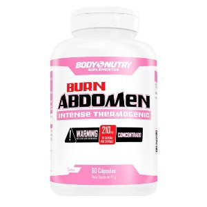 Burn Abdomen Feminy Body Nutry 60 cápsulas