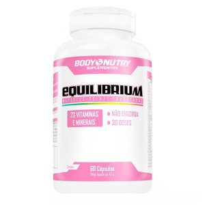 Equilibrium Feminy Body Nutry 60 cápsulas