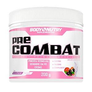 Pre Combat Feminy Body Nutry 200 g