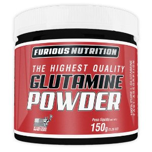 Glutamine Powder furious Nutrition 150 g