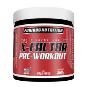 X-Factor Furious Nutrition 360 g