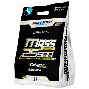 Mass 25500 Body Nutry refil 3 kg