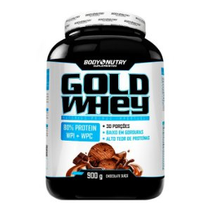 Gold Whey Body Nutry 900 g