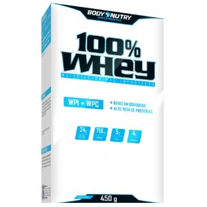 100% Whey Body Nutry 450 g