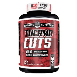 Thermo Cuts Furious Nutrition 120 cápsulas