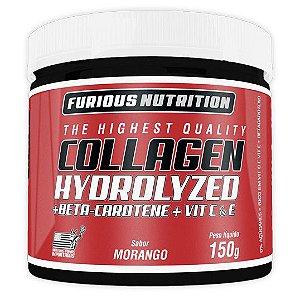 Colageno Hidrolisado Furious Nutrition 150 g