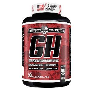 GH Furious Nutrition 90 cápsulas
