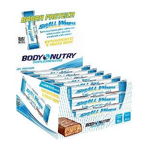 Barras de proteínas Spall Whey Body Nutry 24 unidades de 30 g