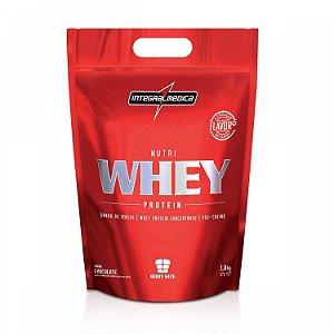 Nutri Whey Protein Integral Médica refil 1,8 kg