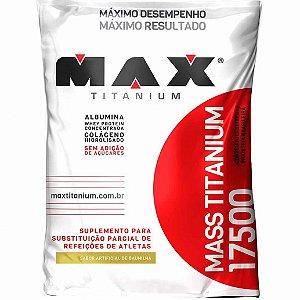 Mass 17500 Max Titanium refil 3 kg