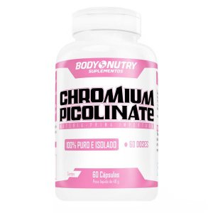 Chromium Picolinate Feminy Body Nutry 60 cápsulas