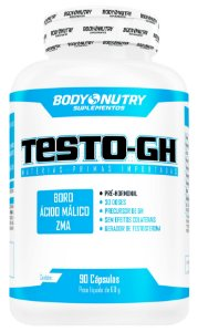 Testo-GH Clinical Body Nutry 90 cápsulas