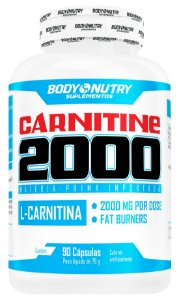 Carnitine 2000 Clinical 90 cápsulas