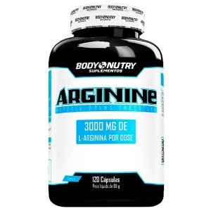 Arginine Body Nutry 120 cápsulas