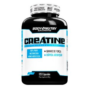 Creatine Body Nutry 120 cápsulas