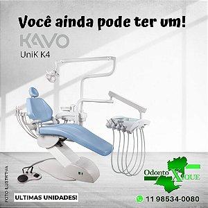 Conjunto KaVo Unik K4