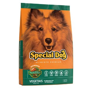 Special Dog Vegetais Adultos 20Kg