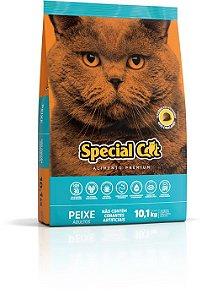 Special Cat Peixe 10,1Kg - Gatos Adultos