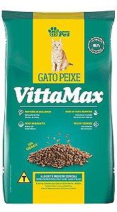 VittaMax Gato Peixe 10Kg