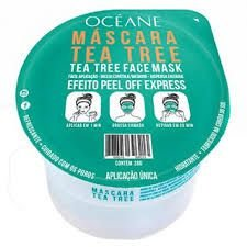 Mascara Facial Oceane Tea Tree