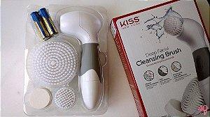 Escova de Limpeza Facial Kiss New York