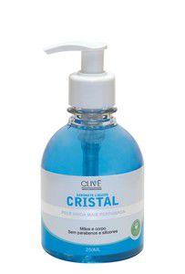 Sabonete líquido Clivê Cristal 250 ml